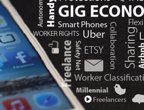 Ever thought about joining the #gigeconomy? My top three tips to consider