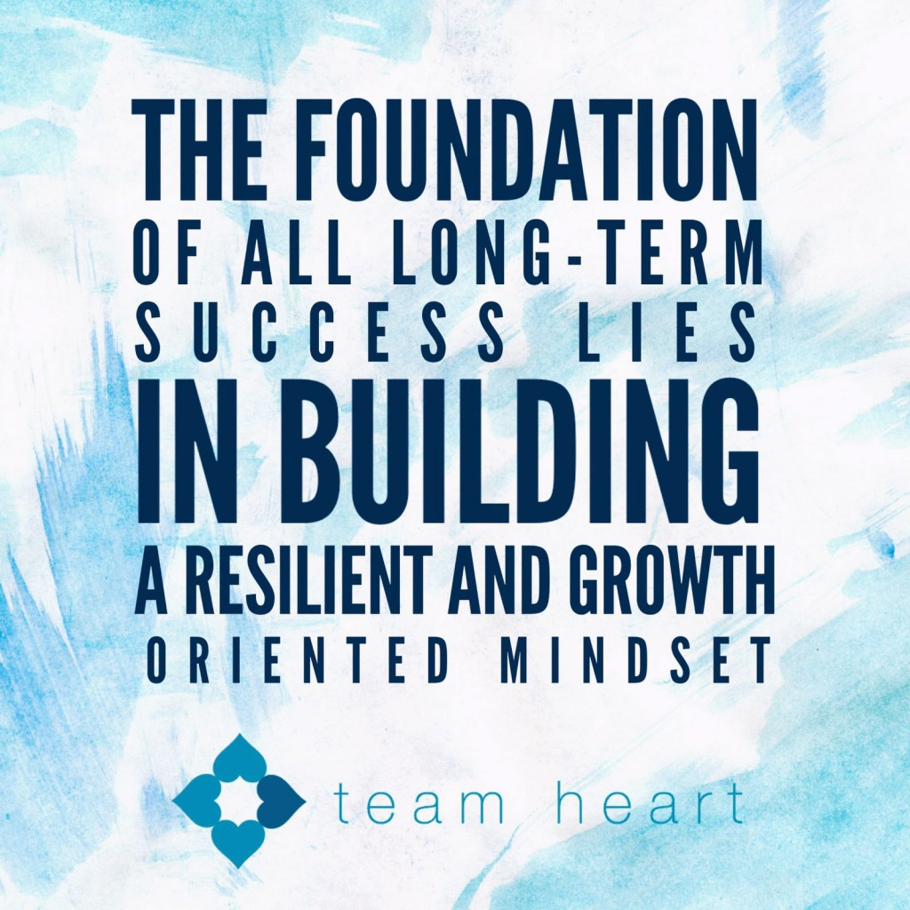 success team heart