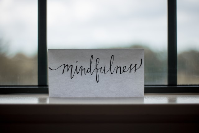 Menopause mindfulness